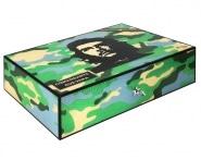 Cave a cigare Elie Bleu Che Camouflage 110 cigares Edition limit�e