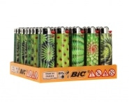 50 briquets bic maxi cactus