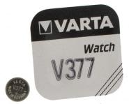 Pile Oxyde d'Argent Varta V377