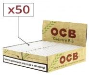 Papier � rouler OCB Chanvre Bio x 50