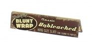 Feuille � rouler Blunt Wrap Classic Unbleached x1