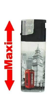 Briquet Electronique XXL London