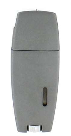 Briquet Lotus Gallant Double Jet Gris