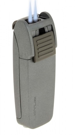 Briquet Lotus Retro Double Jet Gun
