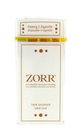 E-Cigarette Real Zorr Tabac sans Nicotine