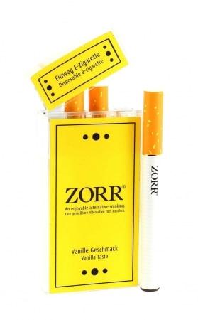 E-Cigarette Real Zorr Vanille sans Nicotine
