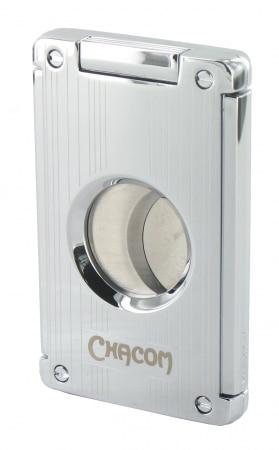 Coupe cigares Chacom Chromé Vertical