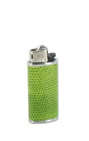 Etui briquet mini Bic Select Touch Vert