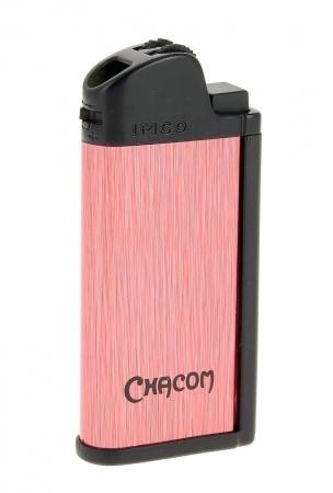 Briquet Pipe Imco Chacom et accessoires Rouge