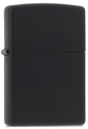 Zippo black mat 850012