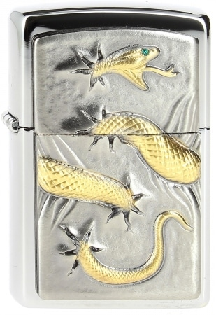 Zippo Snake Special Edition