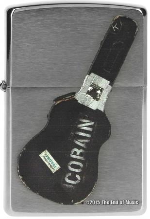 Zippo Kurt Cobain
