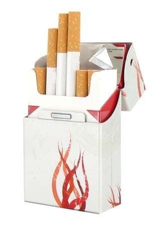 Etui Paquet de Cigarettes Art 2