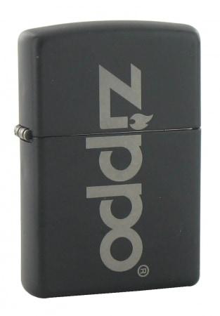Zippo Logo Noir