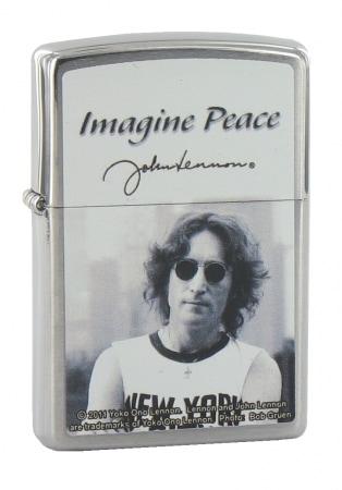 Zippo John Lennon Imagine Peace