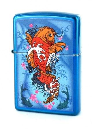 Zippo Koï Fish