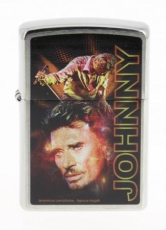 Zippo Johnny Hallyday 810737