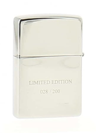 Zippo Collector High Polish Windy num�rot�