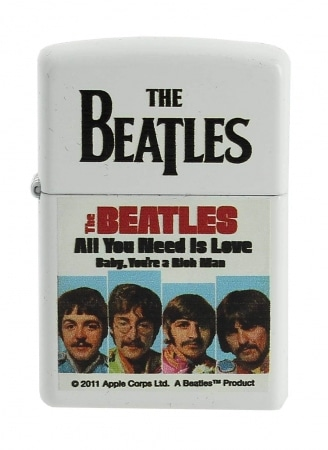 Zippo The Beatles All You Need Is Love