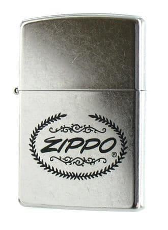 Zippo Oval Zippo Logo