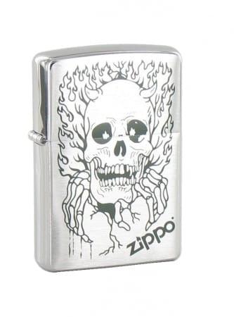 Zippo Devil Skull