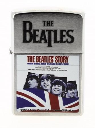 Zippo The Beatles Story