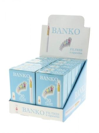 Filtre Banko Regular x 12 Boites