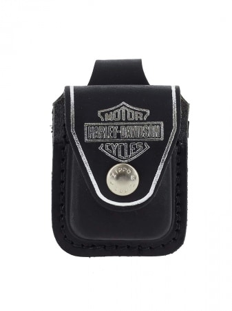 Zippo �tui briquet Harley Davidson � clip