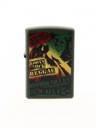 Zippo Bob Marley 810800