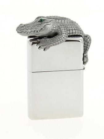 Zippo Crocodile 3D Edition Limitée