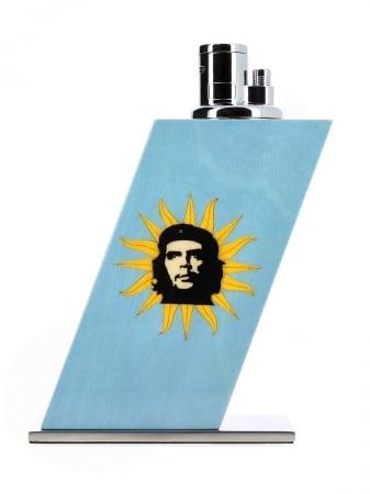 Briquet de table Elie Bleu Ch� Argentine
