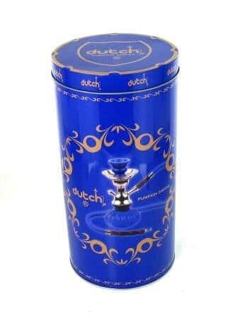 Coffret Chicha Dutch 24 cm Bleu Nuit