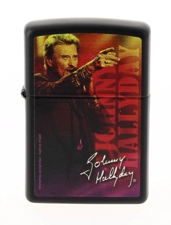 Zippo Johnny Hallyday 810738
