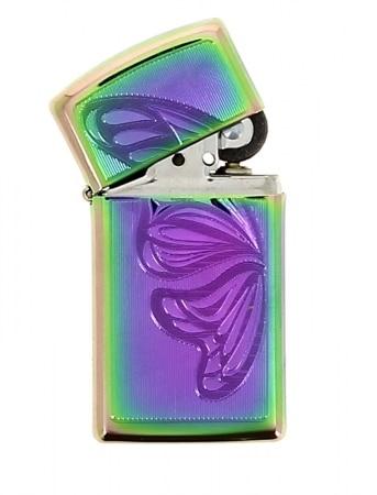 Zippo Butterfly reverse