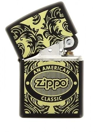 Zippo Scroll