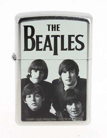 Zippo The Beatles