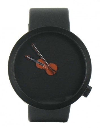 Montre Akteo Violon 48 Black