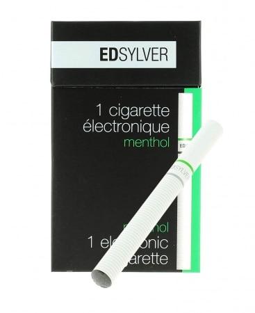 E-Cigarette Jetable Edsylver Menthe sans Nicotine