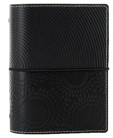 Agenda Filofax Pocket Domino Mix Noir