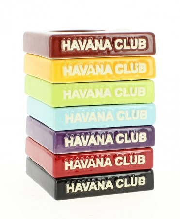 Cendrier Havana Club Solito Marron