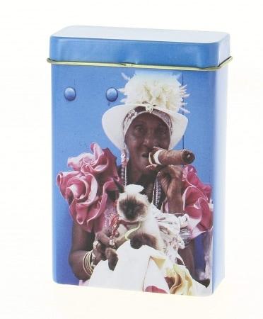 Boite a cigarette Cuba Mama
