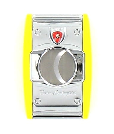 Coupe cigares Lamborghini Pr�cision Jaune