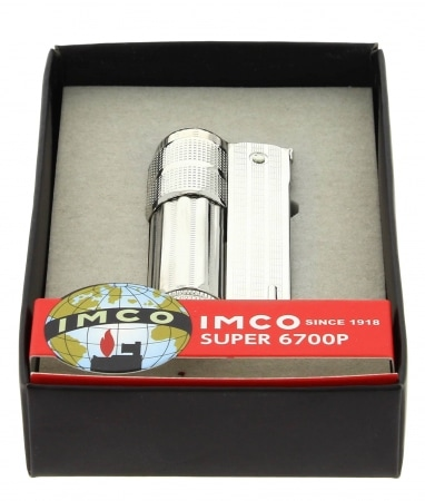 Briquet IMCO Super Triplex Chrome