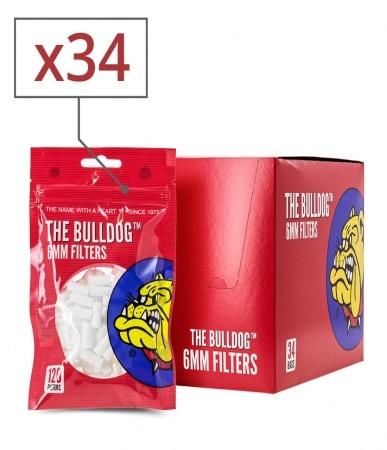 Filtres Slim The Bulldog x 34