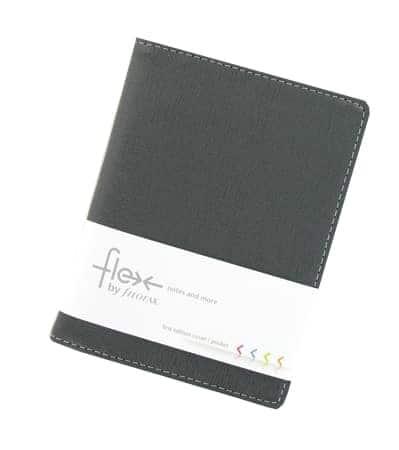 Pocket Flex Filofax Gris