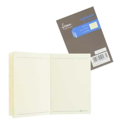 Carnet de notes 64 pages unies pour Pocket Flex Filofax