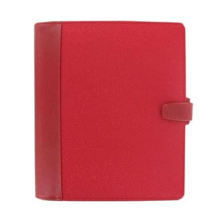Agenda Filofax Graphic A5 rouge 022771