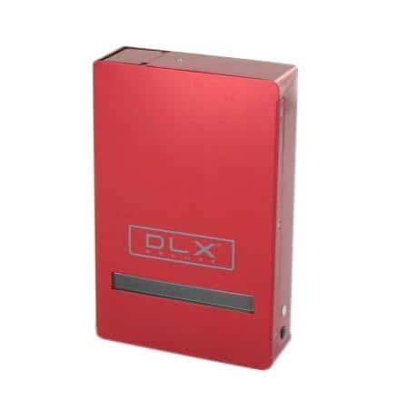 Etui cigarettes Automatique DLX Rouge