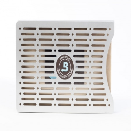 Support m�tal pour syst�me d'humidification Boveda