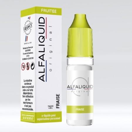 Eliquide Alfaliquid Fraise
